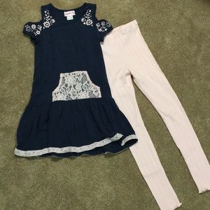 Love this outfit- new but without tags- sz 8